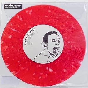 Maximo Park-Random Regrets/On The Sly