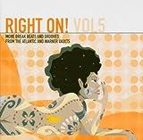 echange, troc Artistes Divers - Right On Vol. 5