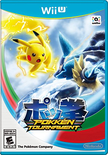 Pokken Tournament - Wii U (Nintendo Wii Games For Adults compare prices)