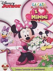 Amazon.com: La Casa Di Topolino - I Love Minni: Movies & TV