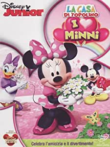 Amazon.com: La Casa Di Topolino - I Love Minni: Sherie Pollack Rob