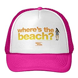 Jersey Shore: Where's the Beach Trucker Hat
