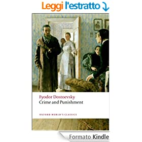 Crime and Punishment (Oxford World's Classics)