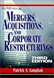 img - for Mergers, Acquisitions, and Corporate Restructurings, 3rd Edition 3rd (third) Edition by Gaughan, Patrick A. [2002] book / textbook / text book