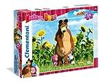 Clementoni 24039 - Masha e Orso Maxi...