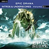 Epic Score - Epic Drama Vol. 1 Intros & Underscores - ES013