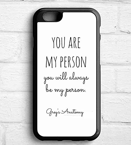 Grey S Anatomy you are my person for Iphone 5/5S Case (My Person Phone Case compare prices)