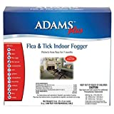 Adams 3-Pack Plus Flea Indoor Fogger, 3-Ounce