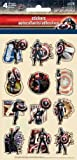 Captain America  Standard Stickers