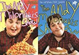 ANDY MILONAKIS SEASONS 1 & 2 SET--NEW DVDs!!