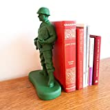 SUCK UK Homeguard Soldier Book-End