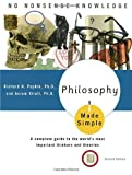 img - for Philosophy Made Simple book / textbook / text book