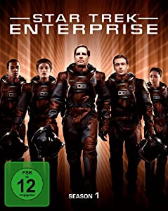 Star Trek: Enterprise - Season 1 (exklusiv bei Amazon.de) [Blu-ray] [Limited Collector's Edition]