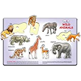 Creative's Play 'N' Learn - Wild Animals, Multi Color