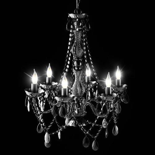 kronleuchter antik kristall storeamore. Black Bedroom Furniture Sets. Home Design Ideas