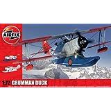 Airfix A03031 Grumman J2F-6 Duck Model Building Kit, 1:72 Scale