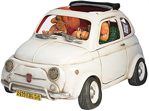"Forc Hino Fiat 500 'Guillermo Forchino - Statuetta ""Little Jewel Petit Bijou"