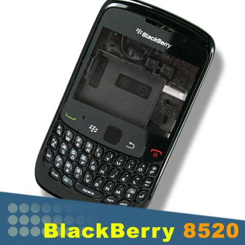 BLACKBERRY CURVE 8520 Full housing + Replacement tool (Blackberry 8520 Full Housing compare prices)
