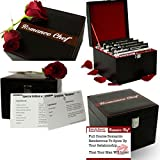 Romantic Date Night Ideas & Ways To Spice Up Your Relationship - Also Perfect for Anniversary, Bachelorette, Wedding & Couples Gifts