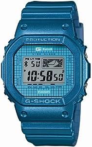 Casio G-SHOCK Bluetooth Ver 4.0 Men's Watch GB-5600B-2JF (Japan Import)