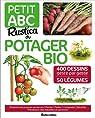 Petit abc rustica du potager bio par Le Page