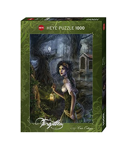 Heye 29390 - Standardpuzzles 1000 Teile Owl,