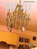 Vampire Weekend: Piano/Vocal/Chords by Vampire Weekend (2008-08-01)
