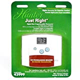 Hunter Just Wright Digital Electronic Thermostat for Heating & Cooling Systems 42995B