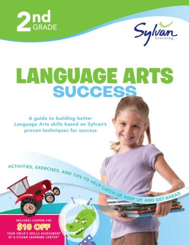 Second Grade Language Arts Success (Sylvan Super Workbooks)