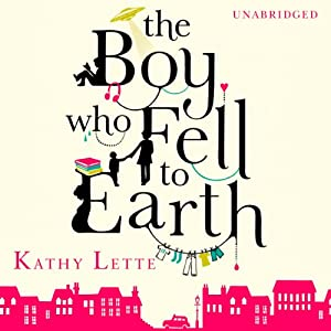 The Boy Who Fell to Earth Audiobook