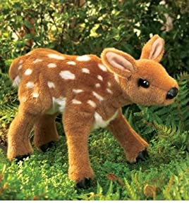 Fawn from Folkmanis