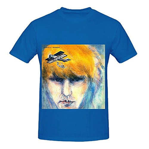 Aerial Ballet Harry Nilsson Greatest Hits Men O Neck Customized Tee Shirts Blue (Restaurant Aro compare prices)