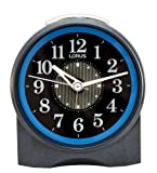 Lorus Childrens Analogue Bedside Alarm Clock LHE041L