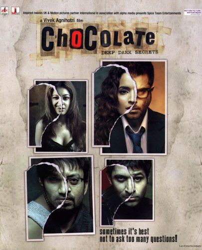 Chocolate (2005) (Hindi Film / Bollywood Movie / Indian Cinema DVD)