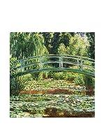 Legendarte Lienzo Il Ponte Giapponese di Claude Monet