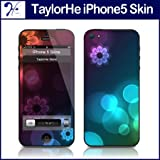 TaylorHe Vinyl Skin Decal for iPhone 5