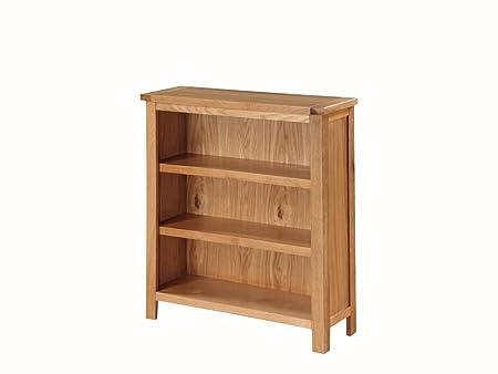 Metro quercia libreria bassa–Mobiletto basso–Finitura: Rovere chiaro–soggiorno sala da pranzo–Home Office Furniture