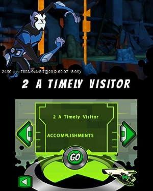 Ben 10 Omniverse, Nintendo DS.