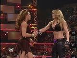 Trish Stratus Vs. Mickie James Raw - September 11, 2006