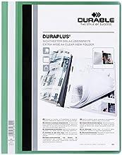 Durable 257905 - Carpeta (Verde, A4)