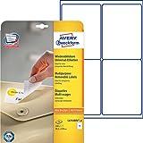Avery Zweckform L4733REV-25 Universal-Etiketten 25 Blatt weiß