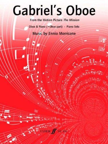 Gabriel's Oboe: (Oboe and Piano)