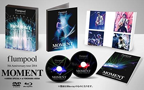 flumpool 5th Anniversary tour 2014「MOMENT」〈ARENA SPECIAL〉at YOKOHAMA ARENA (Blu-ray) flumpool flumpool アミューズソフトエンタテインメント