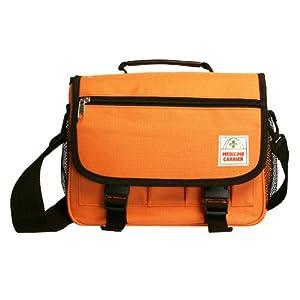 くすり整理救急バッグ オレンジ