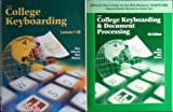Gregg College Keyboarding (Paperback) ~ Arlene Rice (Author) Cover Art
