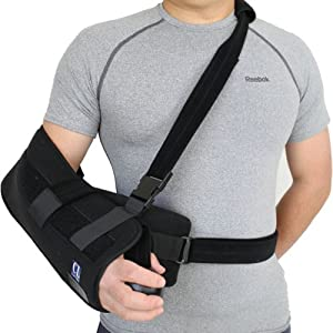Amazon Com Shoulder Abduction Pillow And Sling Health
