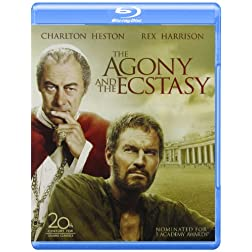 Agony & The Ecstasy [Blu-ray]