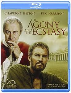 Agony & The Ecstasy [Blu-ray]