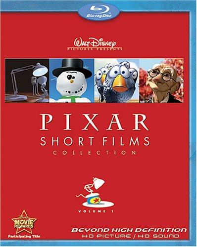 Pixar Short Films Collection: Vol. 1 / Сборник коротких мультфильмов от Pixar: Часть 1 (1984)