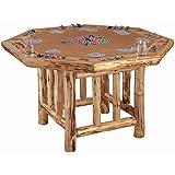 Rush Creek Octagon Poker Table